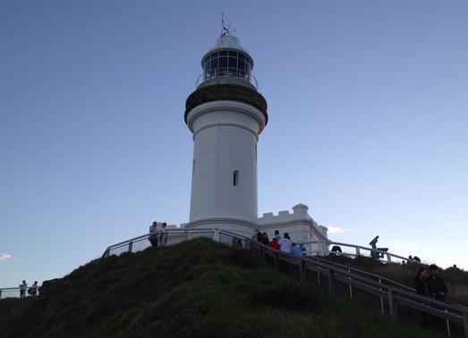バイロンベイ 灯台