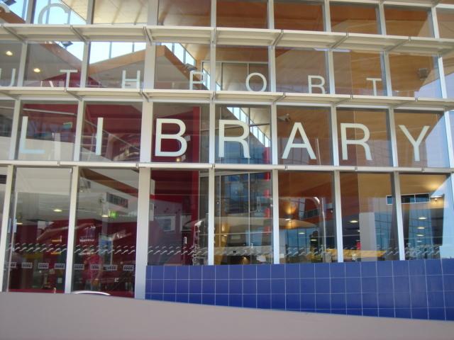 図書館 サウスポート