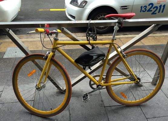 オーストラリア 自転車