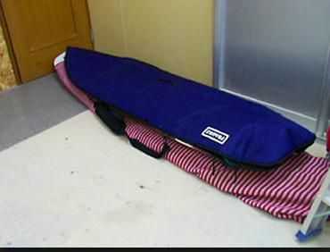 サーフボード 保管